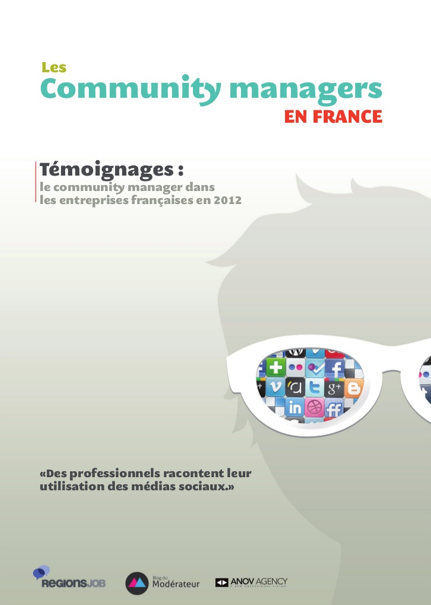 les community managers en France