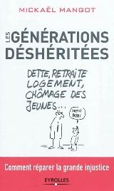 générations déshéritées