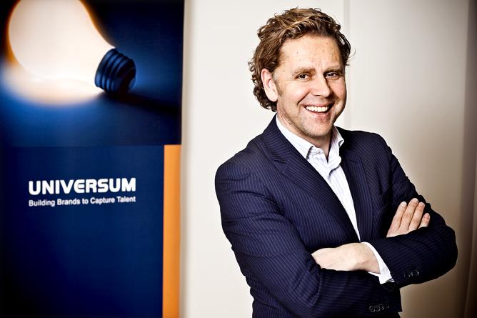 Petter Nylander Universum