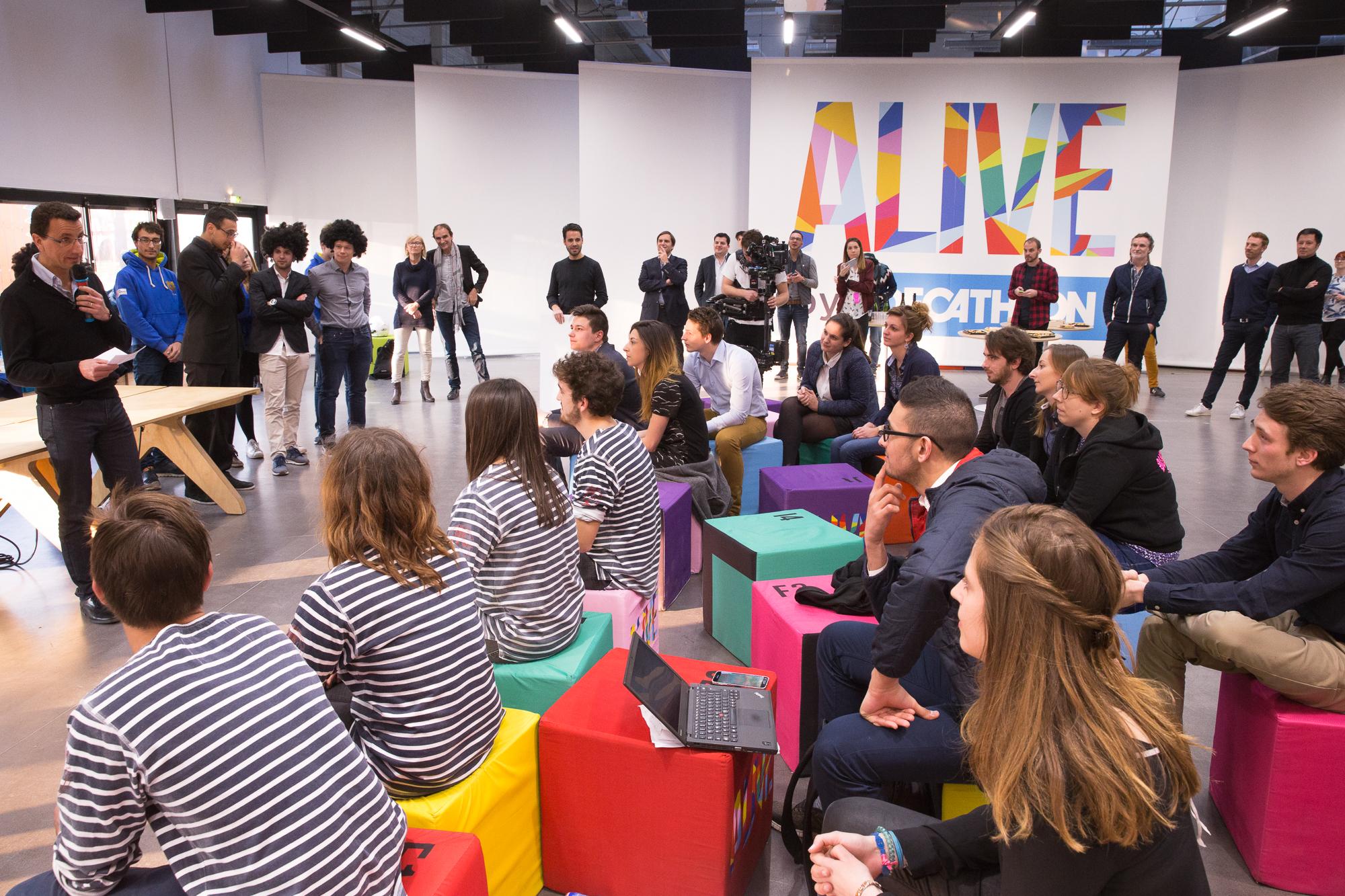 clients et collaborateurs ambassadeurs l 39 exemple d cathlon transformation digitale des. Black Bedroom Furniture Sets. Home Design Ideas
