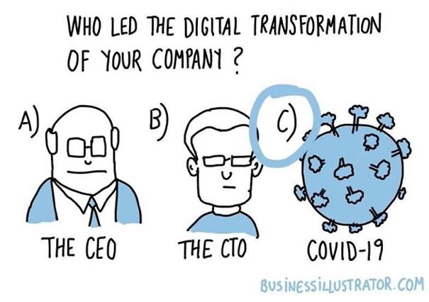 Covid19 et transformation digitale