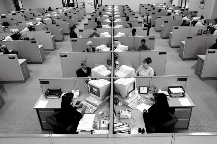 open space et espace de travail